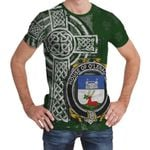 Irish Family, Lenihan or O'Lenaghan Family Crest Unisex T-Shirt Th45