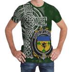 Irish Family, Lincolne Family Crest Unisex T-Shirt Th45