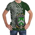 Irish Family, Lloyd Family Crest Unisex T-Shirt Th45