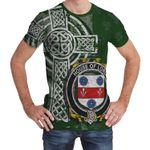 Irish Family, Lord Family Crest Unisex T-Shirt Th45