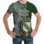 Irish Family, Low Family Crest Unisex T-Shirt Th45