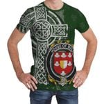 Irish Family, Mall Family Crest Unisex T-Shirt Th45