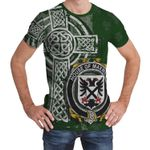 Irish Family, Maxwell Family Crest Unisex T-Shirt Th45