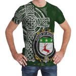 Irish Family, McDevitt Family Crest Unisex T-Shirt Th45