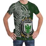 Irish Family, McEniry or McEnery Family Crest Unisex T-Shirt Th45