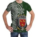 Irish Family, McGill Family Crest Unisex T-Shirt Th45