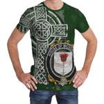 Irish Family, McGowan or McGouan Family Crest Unisex T-Shirt Th45