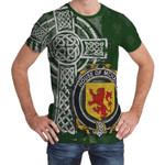 Irish Family, McHale or MacHale Family Crest Unisex T-Shirt Th45