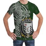 Irish Family, McNamara Family Crest Unisex T-Shirt Th45