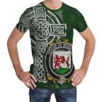 Irish Family, McNulty Family Crest Unisex T-Shirt Th45