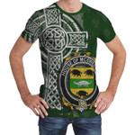 Irish Family, McSweeney Family Crest Unisex T-Shirt Th45