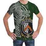 Irish Family, McWorth or MacWorth Family Crest Unisex T-Shirt Th45
