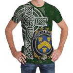 Irish Family, Mitchell Family Crest Unisex T-Shirt Th45