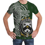 Irish Family, Monsell Family Crest Unisex T-Shirt Th45
