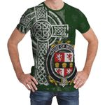 Irish Family, Murphy (Muskerry) Family Crest Unisex T-Shirt Th45