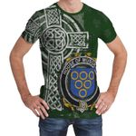 Irish Family, Musgrave Family Crest Unisex T-Shirt Th45