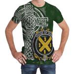 Irish Family, Nunn Family Crest Unisex T-Shirt Th45