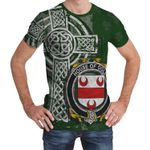 Irish Family, Ogle Family Crest Unisex T-Shirt Th45