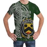 Irish Family, Oliver Family Crest Unisex T-Shirt Th45