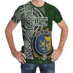 Irish Family, Orpen Family Crest Unisex T-Shirt Th45