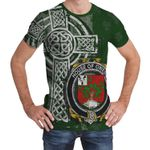 Irish Family, Owens Family Crest Unisex T-Shirt Th45