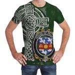 Irish Family, Palles Family Crest Unisex T-Shirt Th45