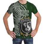 Irish Family, Palliser Family Crest Unisex T-Shirt Th45