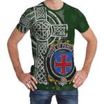 Irish Family, Pendleton Family Crest Unisex T-Shirt Th45