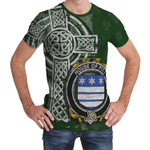 Irish Family, Pitt Family Crest Unisex T-Shirt Th45