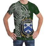 Irish Family, Pollard Family Crest Unisex T-Shirt Th45