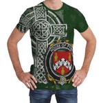 Irish Family, Pyne Family Crest Unisex T-Shirt Th45