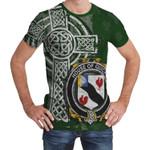 Irish Family, Quicke Family Crest Unisex T-Shirt Th45
