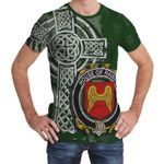 Irish Family, Rainey Family Crest Unisex T-Shirt Th45