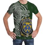 Irish Family, Reeves Family Crest Unisex T-Shirt Th45