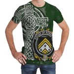 Irish Family, Roberts Family Crest Unisex T-Shirt Th45
