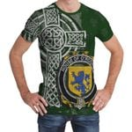 Irish Family, Roney or O'Rooney Family Crest Unisex T-Shirt Th45