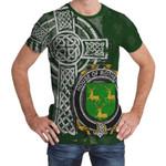Irish Family, Rotheram Family Crest Unisex T-Shirt Th45