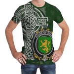 Irish Family, Shane or McShane Family Crest Unisex T-Shirt Th45