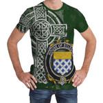 Irish Family, St.Leger Family Crest Unisex T-Shirt Th45