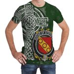 Irish Family, Stephens Family Crest Unisex T-Shirt Th45