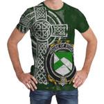 Irish Family, Stokes Family Crest Unisex T-Shirt Th45