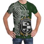 Irish Family, Sullivan or O'Sullivan (Beare) Family Crest Unisex T-Shirt Th45