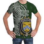 Irish Family, Swift Family Crest Unisex T-Shirt Th45