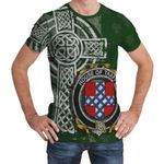 Irish Family, Taaffe Family Crest Unisex T-Shirt Th45