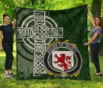 Irish Family, Talbot Family Crest Premium Quilt Th45