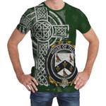 Irish Family, Tallis Family Crest Unisex T-Shirt Th45