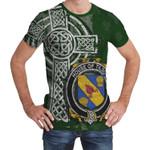 Irish Family, Tilson Family Crest Unisex T-Shirt Th45