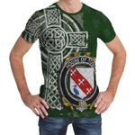 Irish Family, Todd or Tod Family Crest Unisex T-Shirt Th45