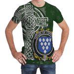 Irish Family, Topping Family Crest Unisex T-Shirt Th45
