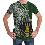 Irish Family, Towers Family Crest Unisex T-Shirt Th45